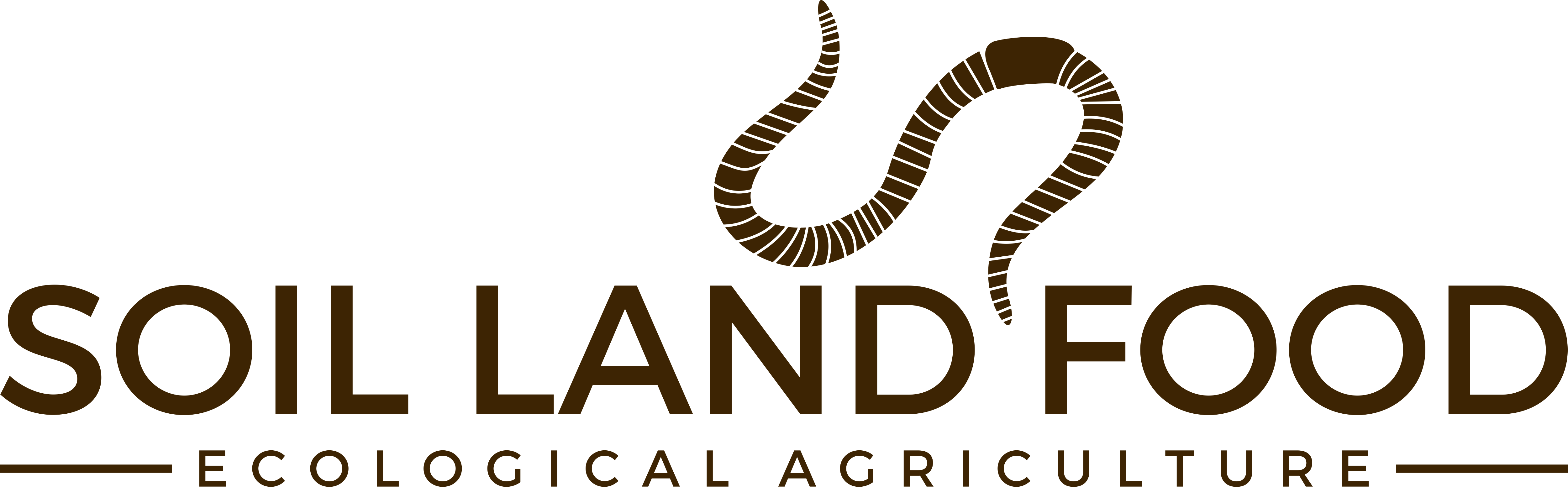 Soil Land Food Logo